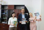 Відбулось офіційне вручення першого в Україні довідника «Простежуваність харчових продуктів: основні питання»
