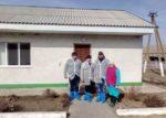 Планова перевірка ТОВ ТД»Україна» Горностаївського району