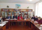 Робоча зустріч з керівниками дитячих навчальних закладів Верхньорогачицького району