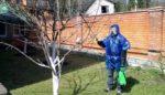 До уваги населення щодовикористання засобів захисту рослин на присадибних та дачних ділянках