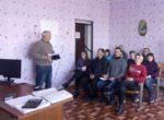Виробнича нарада в Нижньосірогозькому районі