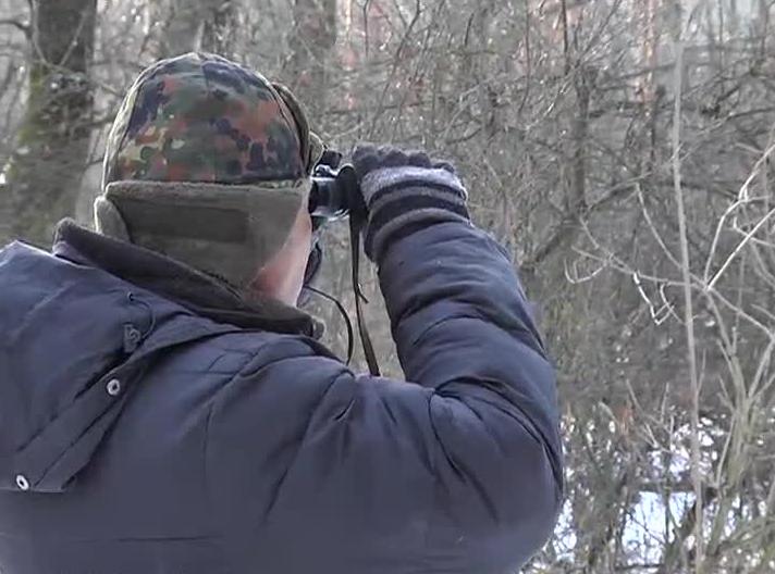 Проведення таксації в мисливських угіддях Новотроїцького району