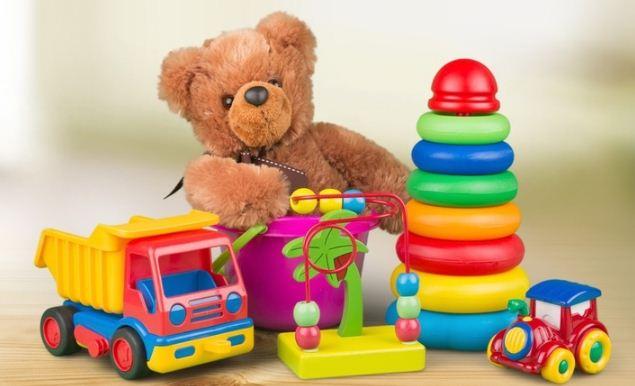Дитячі іграшки – регламентована безпека – Головне управління ...