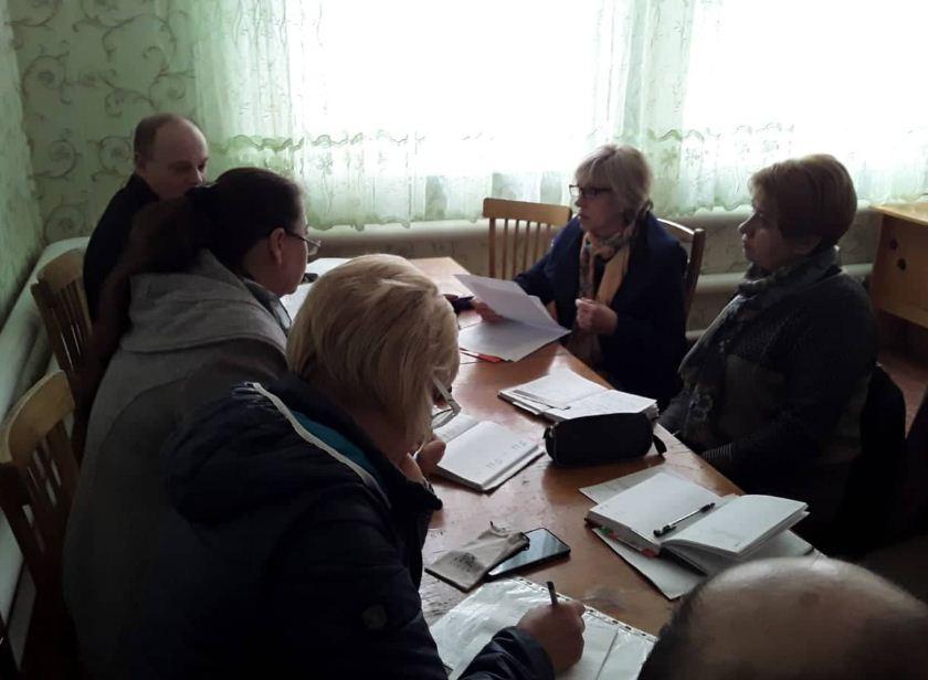 Новини з Білозерського району