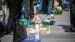 Стихійна торгівля – небезпека для здоров'я населення.