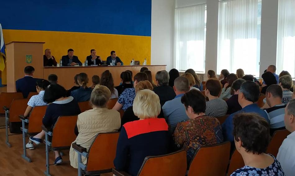 Держпродспоживслужба Херсонщини провела виїзний семінар з питань захисту прав споживачів