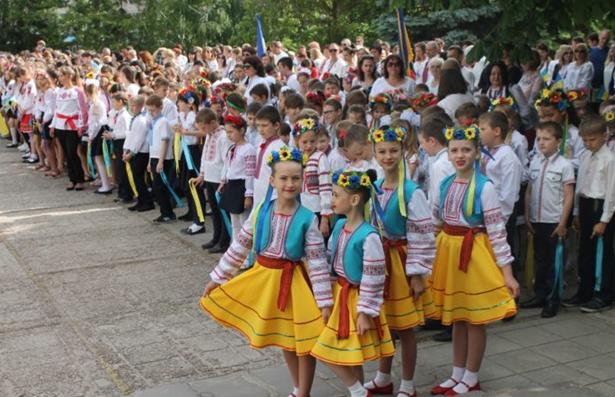 Свято вишиванки у Скадовську