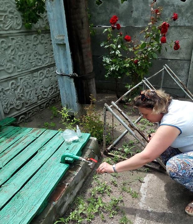 Головне управління Держпродспоживслужби в Херсонській області тримає на контролі санітарно-епідеміологічну ситуацію в смт Нова Маячка