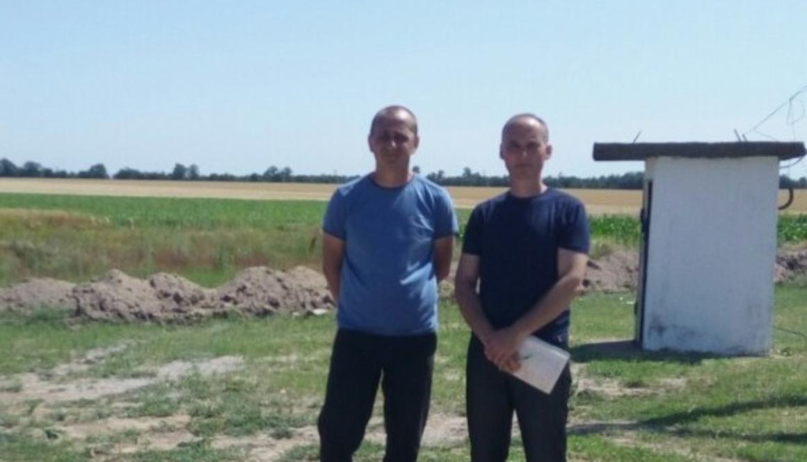 Планова перевірка з питань водного постачання в смт Верхній Рогачик