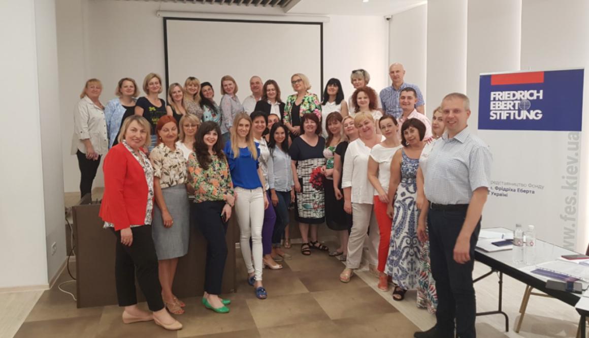 Фахівці Держпродспоживслужби Украни з усіх областей та громадськість обговорили протидію гендерній дискримінації в рекламі