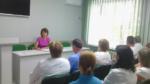 Узгоджувальна нарада з фахівцями лікувальної мережі Нижньосірогозького району