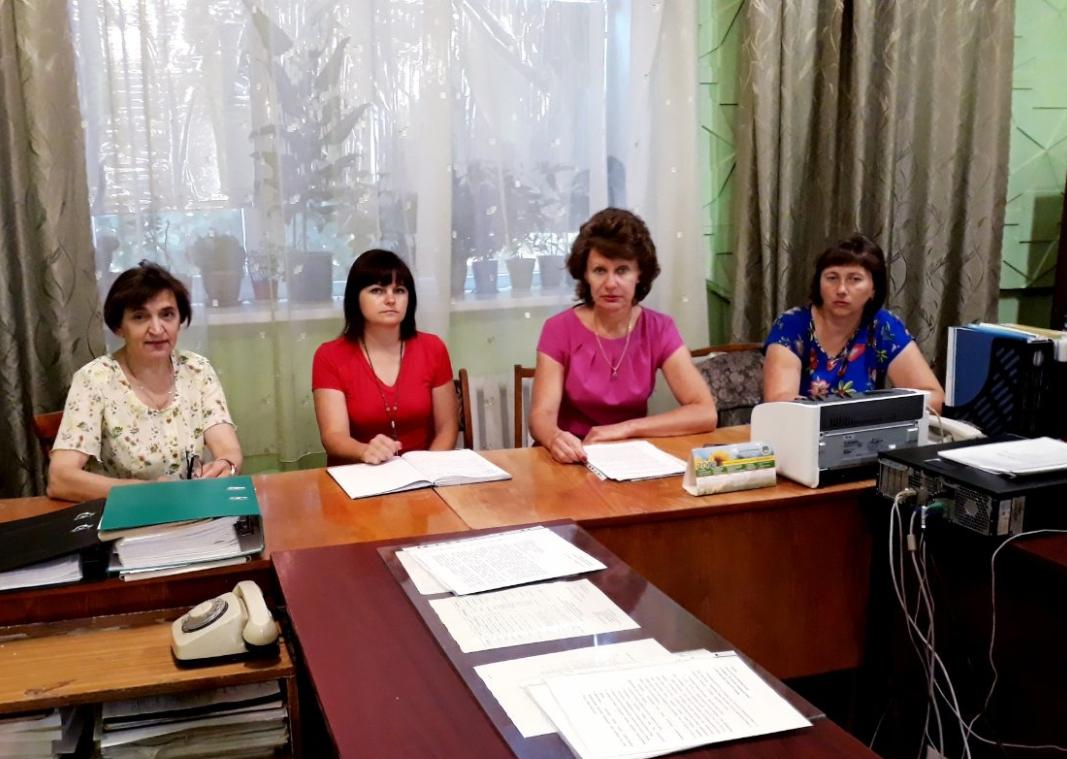 Робоча зустріч щодо підготовки дитячих закладів освіти до нового навчального року