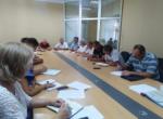 Засідання постійно діючої комісії з питань техногенно-екологічної безпеки танадзвичайних ситуацій в Голопристанському районі