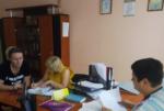 Робочі зустрічі з постачальниками харчових продуктів до дитячих навчальних закладів Нововоронцовського району