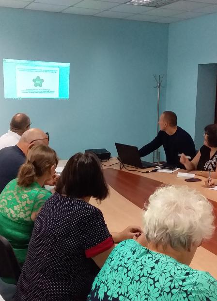Про впровадження системи НАССР операторами ринку Горностаївського району