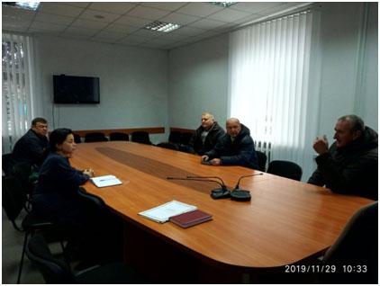 Проведення особистого прийому громадян  в Нововоронцовському районі