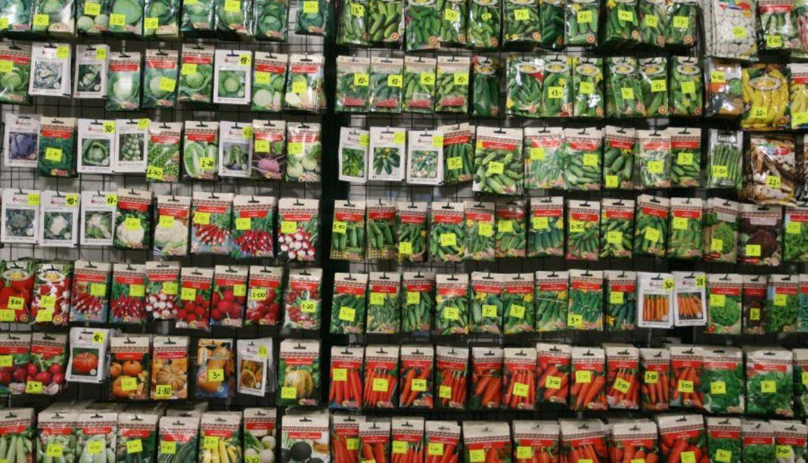 На що треба звертати увагу при купівлі насіння, яке призначене для роздрібної торгівлі