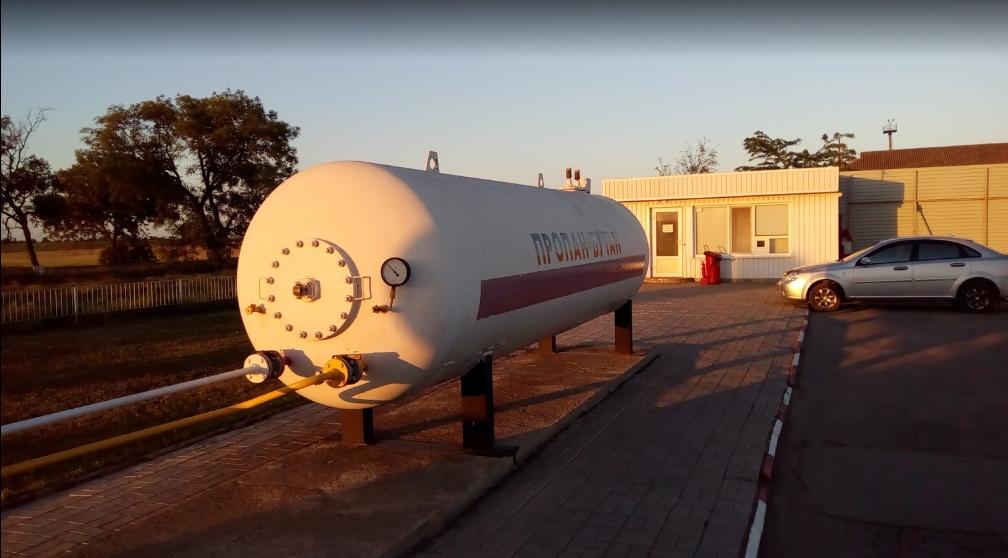 Моніторинг АЗС та АЗГС Новотроїцького району  щодо фактів незаконної роздрібної торгівлі пальним