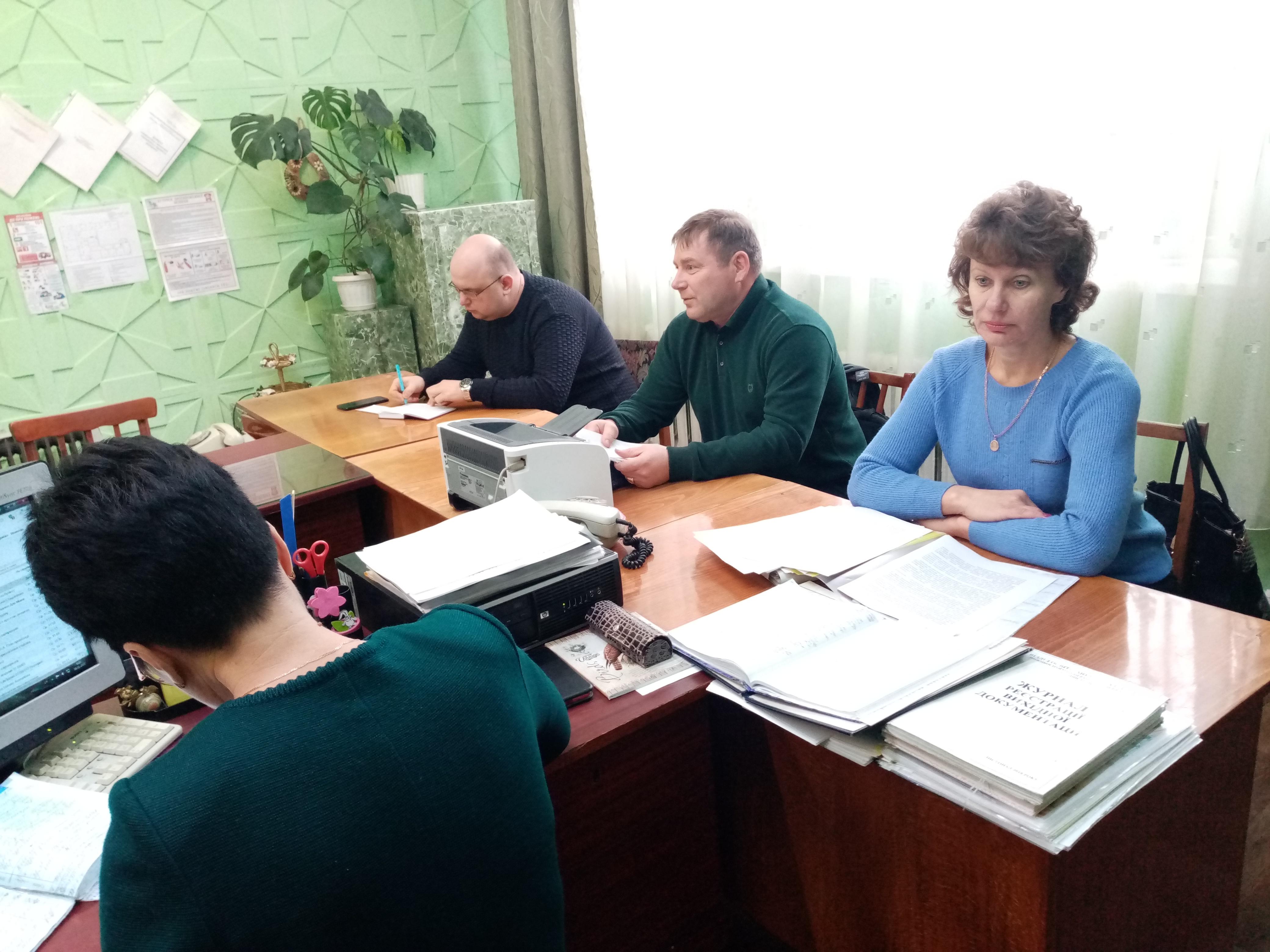 Нарада з освітянами Нижньосірогозького району