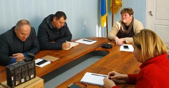 Відбулось засідання ДНПК при Горностаївській райдержадміністрації