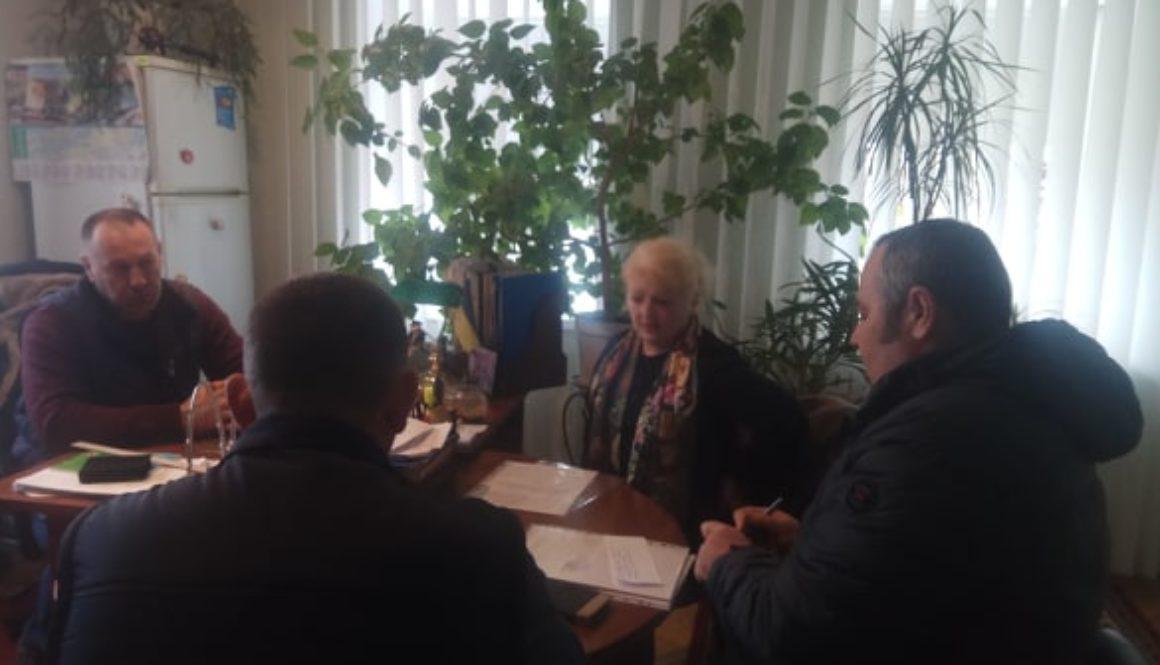 Зустріч з жителями Білозерського району з питань дотримання вимог законодавства на житлово-комунальні послуги