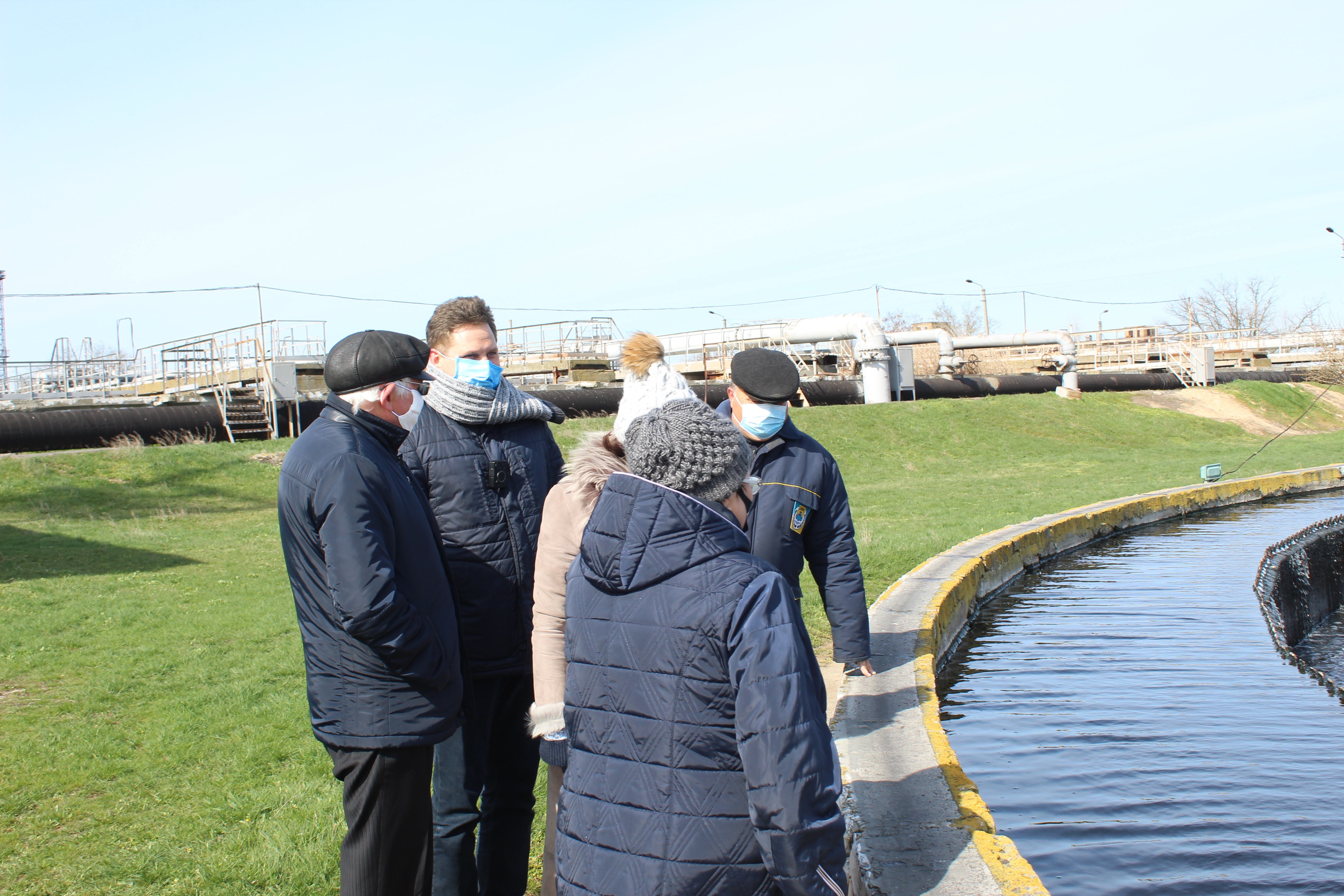 Фахівці ГУ Держпродспоживслужби перевірили міські споруди каналізації