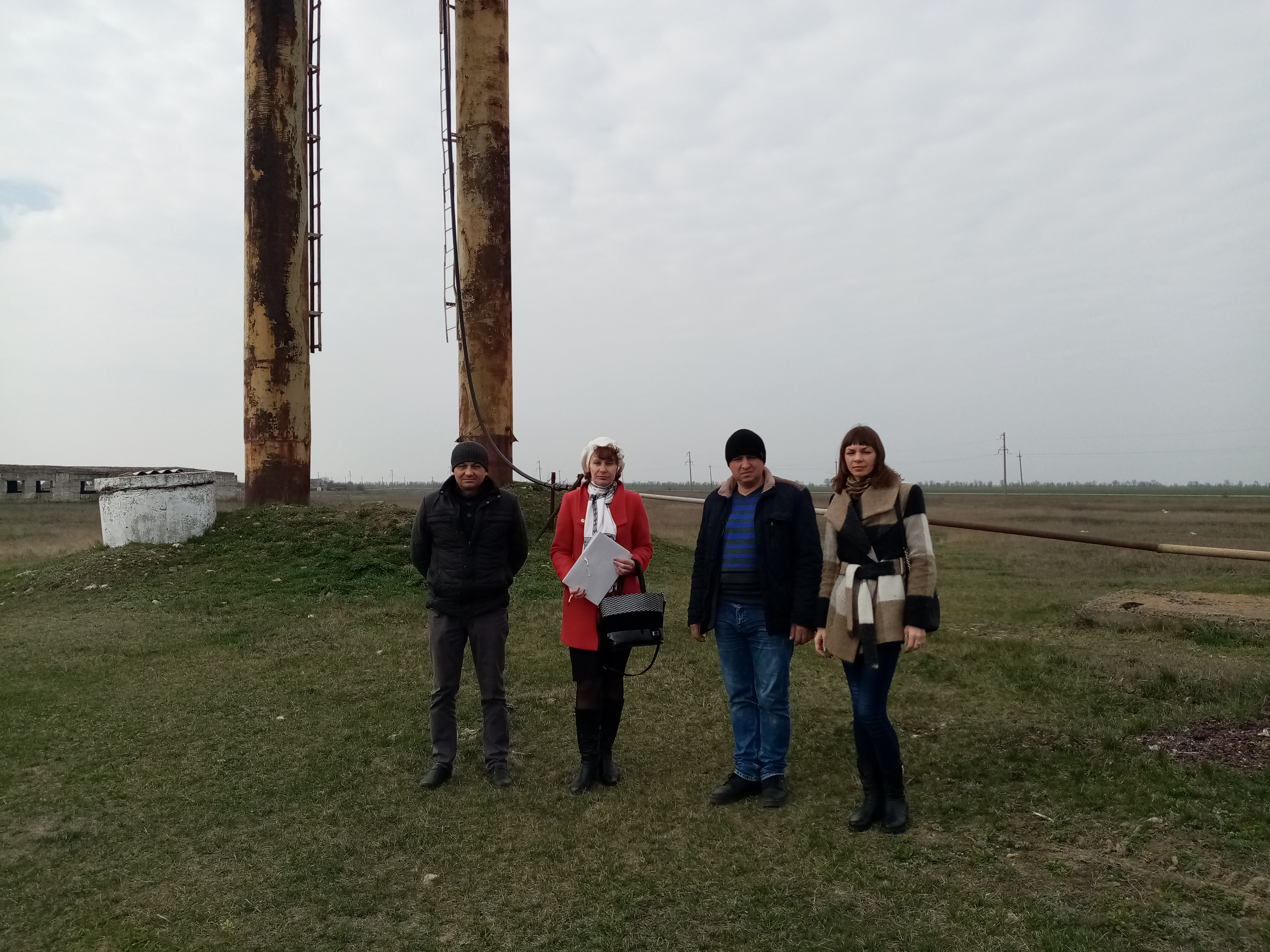 У Нижніх Сірогозах розпочали комісійні перевірки об'єктів водопостачання