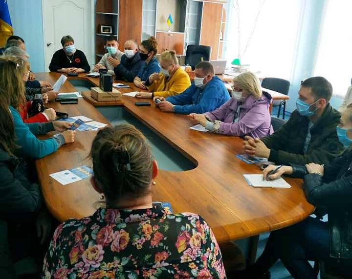 У Горностаївському районі проведено засідання ДНПК по облаштуванню худобомогильників
