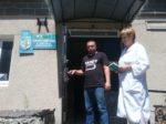 Фахівці Держпродспоживслужби  обстежили мисливські угіддя Горностаївського району