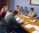 На нараді обговорили питання співпраці Держпродспоживслужби та Костянтинівської ОТГ