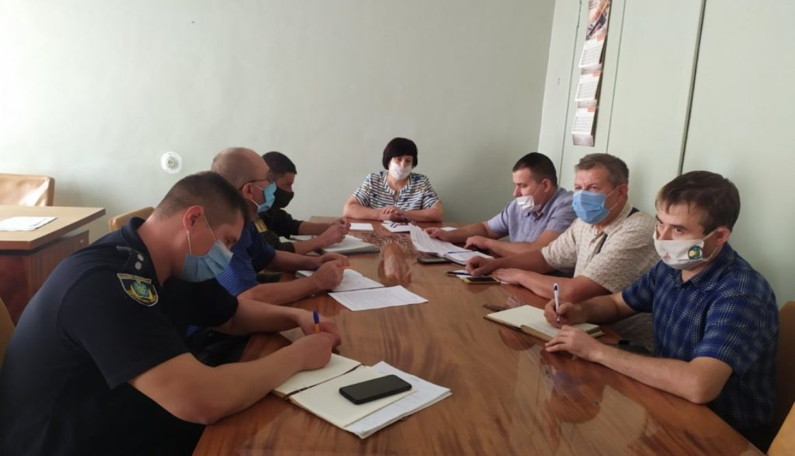 У Високопільському районі обговорили випадки туляремії
