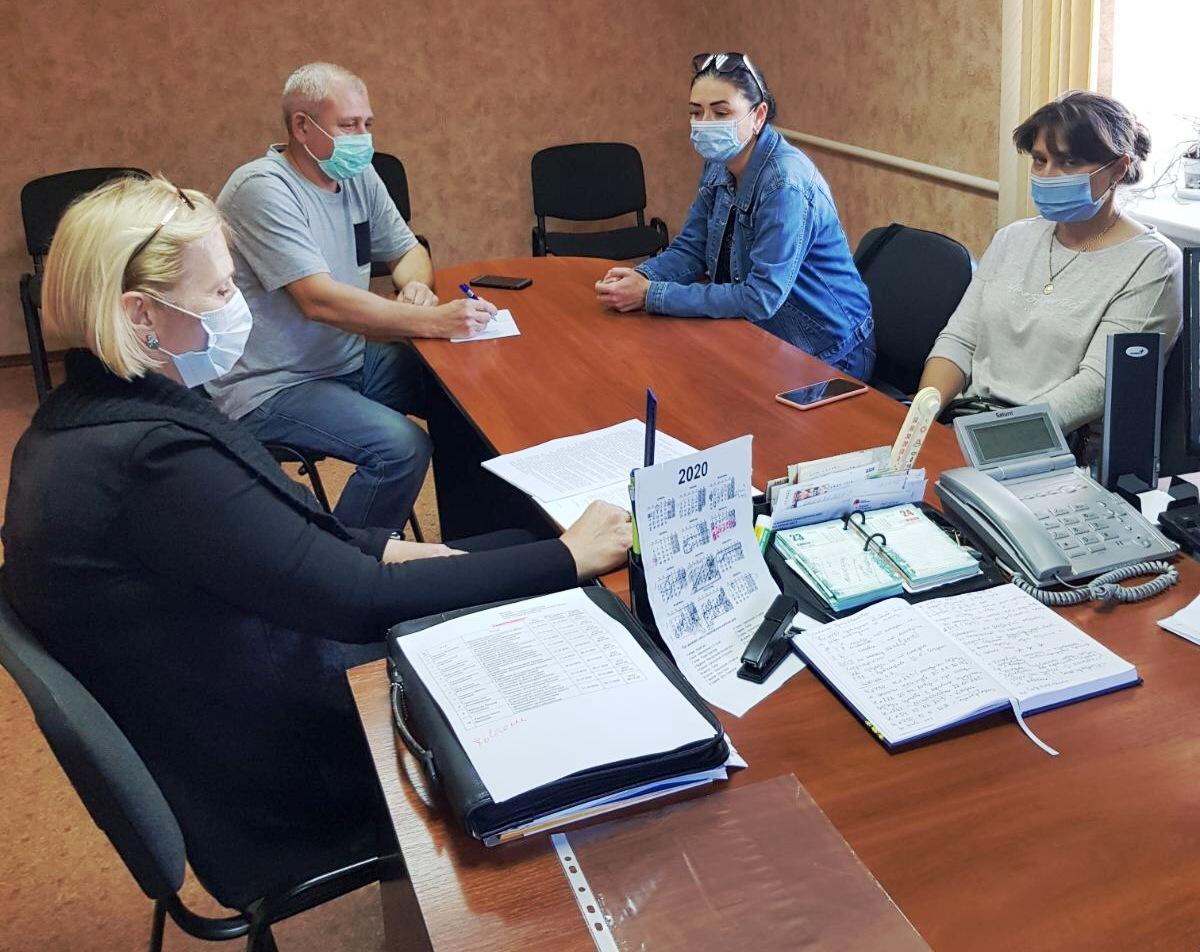 Для постачальників харчових продуктів у заклади освіти Великоолександрівського району провели семінар