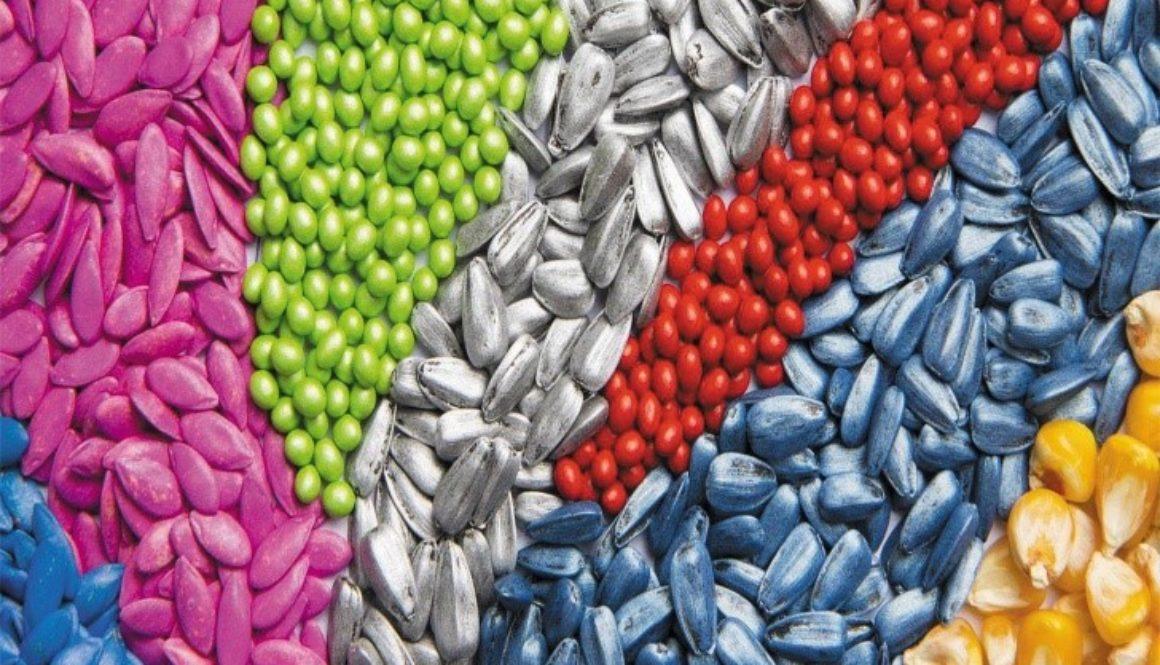 Щодо знищення насіння, яке не може бути використане на посів, для кормових та продовольчих цілей