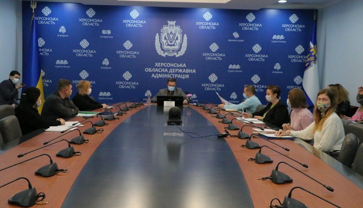 Обласна влада тримає на контролі розслідування загибелі червонокнижних журавлів у заповіднику Асканія-Нова