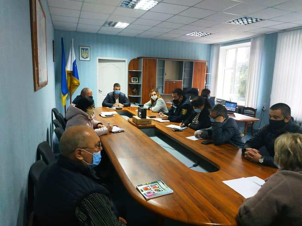 У Горностаївці відбулось засідання ДНПК