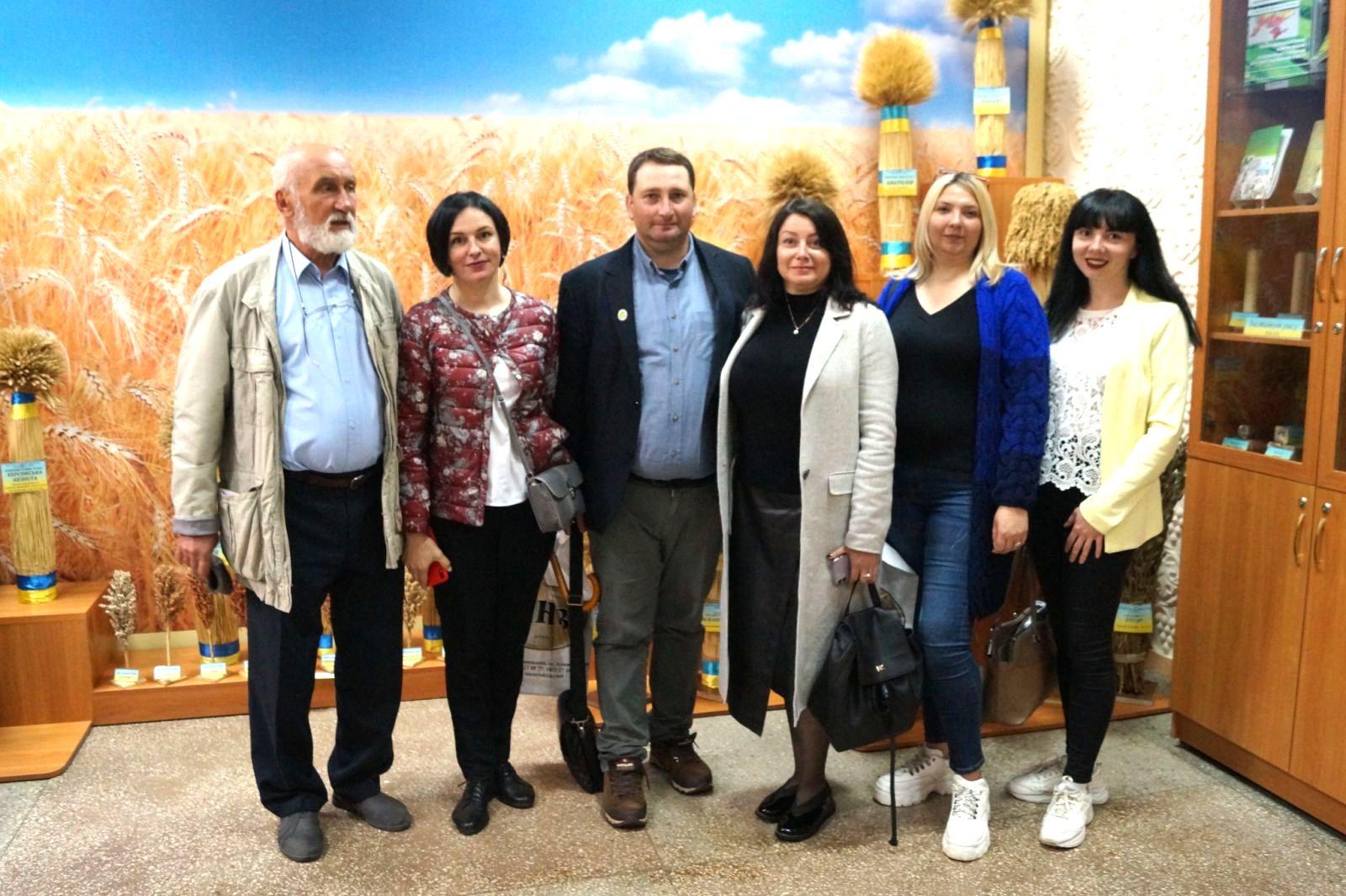 Участь представників Управління фітосанітарної безпеки у Міжнародному дні поля «Інновації в сільському господарстві півдня України»